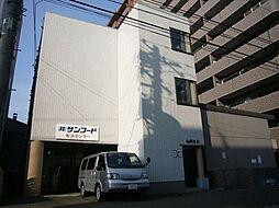 山崎ビル[203号室]の外観