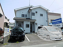 静岡県浜松市東区上西町の賃貸アパートの外観