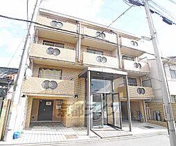 京都府京都市上京区大宮通下長者町下る清元町の賃貸マンションの外観