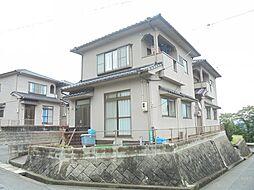 [一戸建] 広島県福山市久松台3丁目 の賃貸【/】の外観