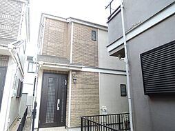 [一戸建] 千葉県松戸市新松戸4丁目 の賃貸【/】の外観