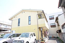 愛知県名古屋市昭和区長池町5丁目の賃貸アパートの外観