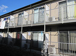 神奈川県平塚市北金目2丁目の賃貸アパートの外観