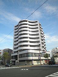 コーポランド浅生[4階]の外観