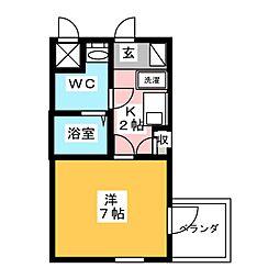 左京山駅 3.9万円