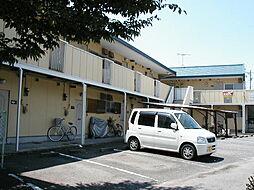 タウニィ浜代I・II[2階]の外観