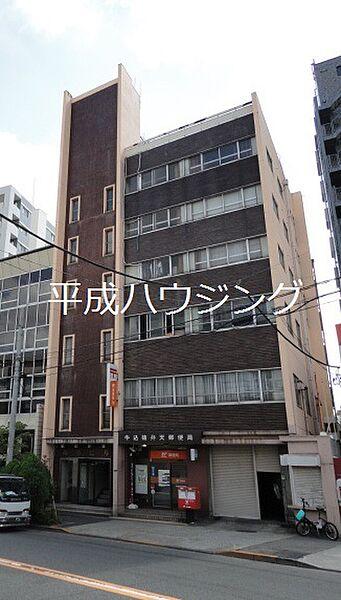 高木ビル[5-D号室]の外観