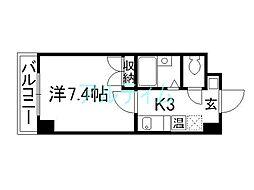Sakura Residence[3階]の間取り