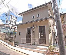 京都府京都市北区衣笠西馬場町の賃貸アパートの外観