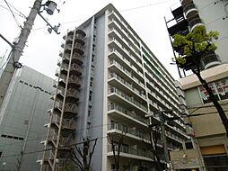 天王寺スカイハイツ[10階]の外観