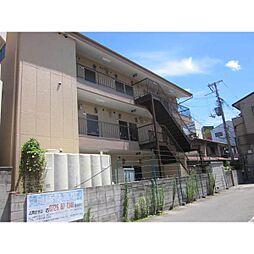 大阪府寝屋川市香里新町の賃貸マンションの外観