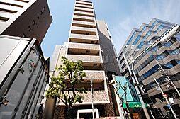 アスヴェル大阪城WEST2[2階]の外観