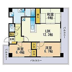 下山門駅 8.0万円