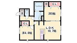 網干駅 6.5万円
