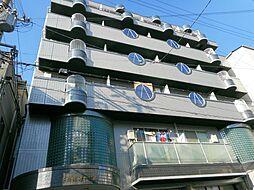千鳥橋第一ビル[6階]の外観