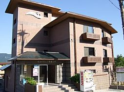 京都府京都市山科区北花山西ノ野町の賃貸マンションの外観