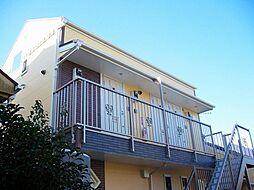 ユナイト戸部メルボルンの杜[1階]の外観