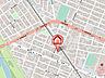 地図,1LDK,面積24.6m2,賃料3.2万円,バス 旭川電気軌道バス曙1条5丁目下車 徒歩2分,,北海道旭川市曙北二条5丁目1番5号