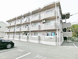 静岡県富士市中島の賃貸マンションの外観