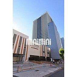 プラウドタワー名古屋栄[8階]の外観