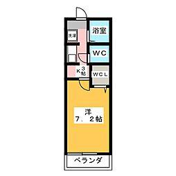 アンルーフ[2階]の間取り