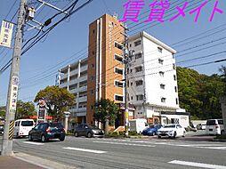 豊田ビル伊勢スカイマンション[2階]の外観