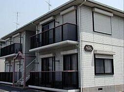 ハウスパインカウンティA[2階]の外観