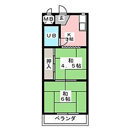 稲沢駅 3.3万円