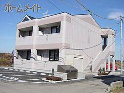 プチコパン町屋[2階]の外観