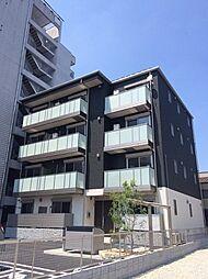 広島県福山市御船町1丁目の賃貸マンションの外観