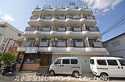 大阪府枚方市養父西町の賃貸マンションの外観