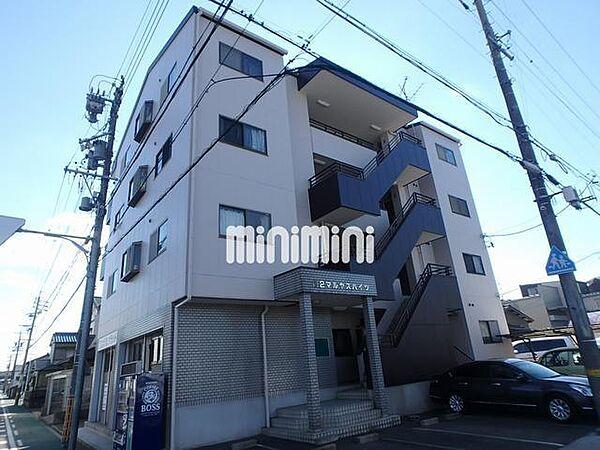 第二マルヤスハイツ 4階の賃貸【愛知県 / 名古屋市港区】