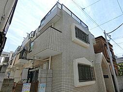 東京都豊島区長崎3丁目の賃貸マンションの外観