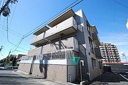 赤坂コーポ西棟[3階]の外観