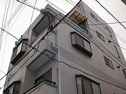 鶴橋ツリガミビルの外観