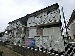 千葉県四街道市池花2丁目の賃貸アパートの外観