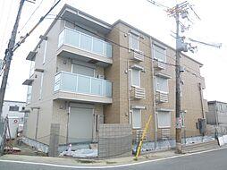 セントラルコート高井田[303号室号室]の外観