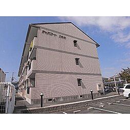 奈良県香芝市逢坂2丁目の賃貸マンションの外観