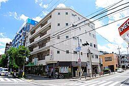 石川マンション[4階]の外観