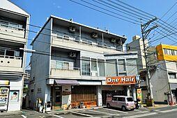 広島県広島市東区中山上1丁目の賃貸マンションの外観