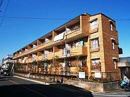 東京都調布市緑ケ丘1の賃貸マンションの外観