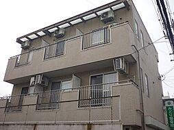 大阪府摂津市正雀2丁目の賃貸マンションの外観