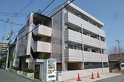 ハイツ八戸ノ里[203号室号室]の外観