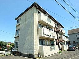 神奈川県座間市座間の賃貸アパートの外観