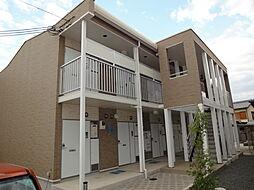 兵庫県加古郡播磨町本荘3丁目の賃貸アパートの外観