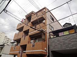 ベル・ハツモト[3階]の外観