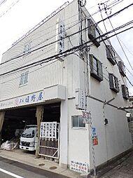 京都府京都市東山区上池田町の賃貸マンションの外観