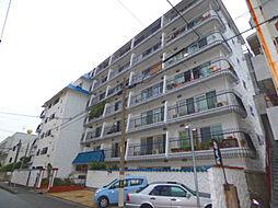 秀和川口青木町レジデンス[6階]の外観