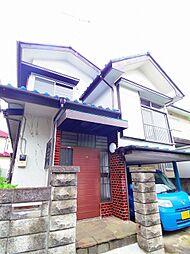 [一戸建] 東京都東大和市湖畔3丁目 の賃貸【/】の外観