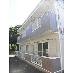 静岡県浜松市中区布橋1丁目の賃貸アパートの外観